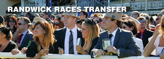 people at the horse races in sydney